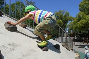 子どもたちが自らの力で未来を切り拓いていく力を身につけてほしい