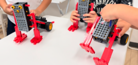 ロボット教室市ヶ谷校